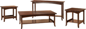 Lakeshore Occasional Table Collection