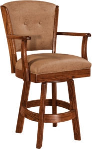 Lansfield Swivel Bar Stool