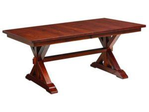 Lebanon Trestle Dining Table