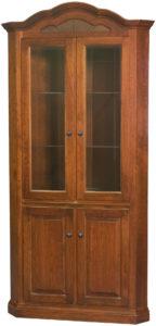 Legacy Corner Curio Cabinet