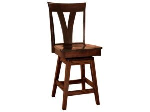 Levine Swivel Bar Stool