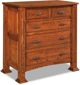 Lexington 5 Drawer Child's Chest