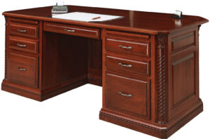 Lexington Deluxe Executive Desk
