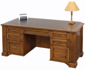 Lincoln Series Executive Desk