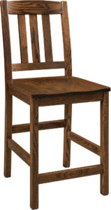 Lodge Stationary Bar Stool