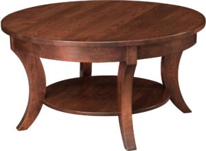 Madison Collection 38 Inch Coffee Table