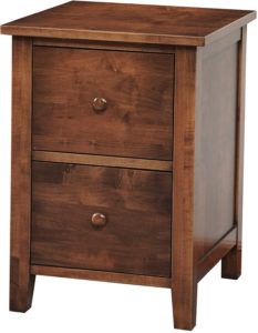 Manhattan 2-Drawer File