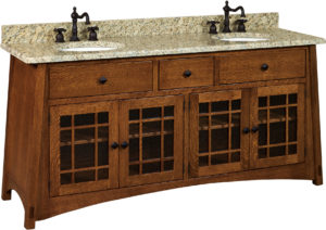 McCoy Free-Standing Sink Collection