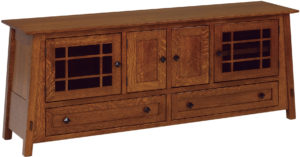 McCoy TV Cabinet with Drawers Collection