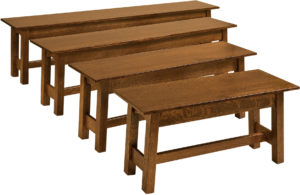 McCoy Open Bench Collection