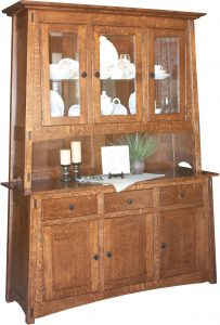 McCoy Six Door Hutch