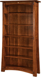 Mesa Open Bookcase Collection