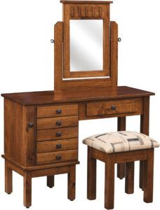 Mission Creek Jewelry Dressing Table