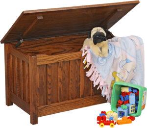 Mission Toy Box