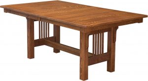 Mission Trestle Table