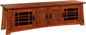 Modesto Shorter Heights TV Cabinet Collection