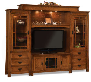 Modesto Six Piece Wall Unit