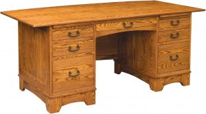 Noble Mission Executive Desk