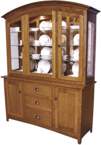 Olde Century Mission Hutch