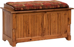 Palisade Blanket Chest