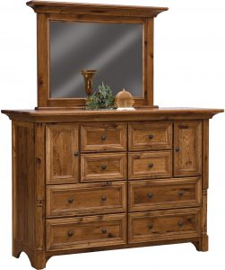 Palisade Two Door Dresser