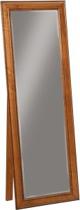 Plantation Floor Mirror