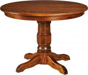 Preston Single Pedestal Table