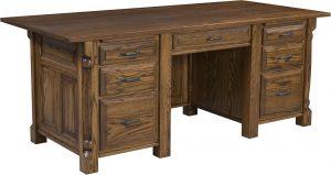 Quartet Flat Top Desk