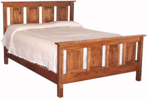Remington Wood Bed