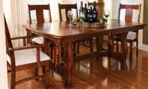 Reno Trestle Dining Set