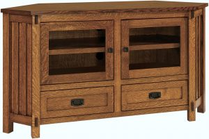 Rio Mission Corner TV Cabinet