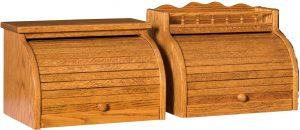 Rolltop Bread Box