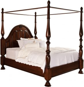 Rosemont Bed with Canopy