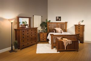 Royal Mission Bedroom Set