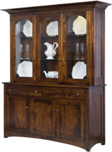 Royal Mission Three Door Hutch