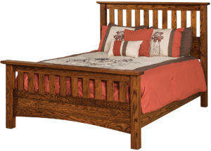 Schrock Mission Bed