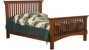 Schwartz Mission Bed