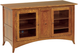 Shaker Hill 54 Inch TV Cabinet