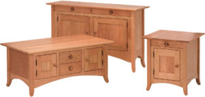 Shaker Hill Occasional Table Collection