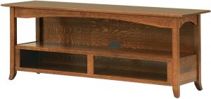 Shaker Hill Open TV Cabinet Collection
