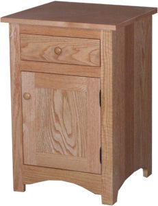 Shaker One Drawer Nightstand