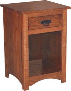 Shaker Open Nightstand