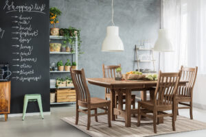 Sheridan Trestle Dining Set