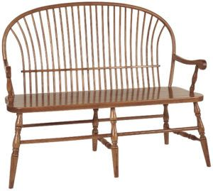 Country Sheaf Bench