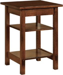 Springhill Solid Wood Printer Table