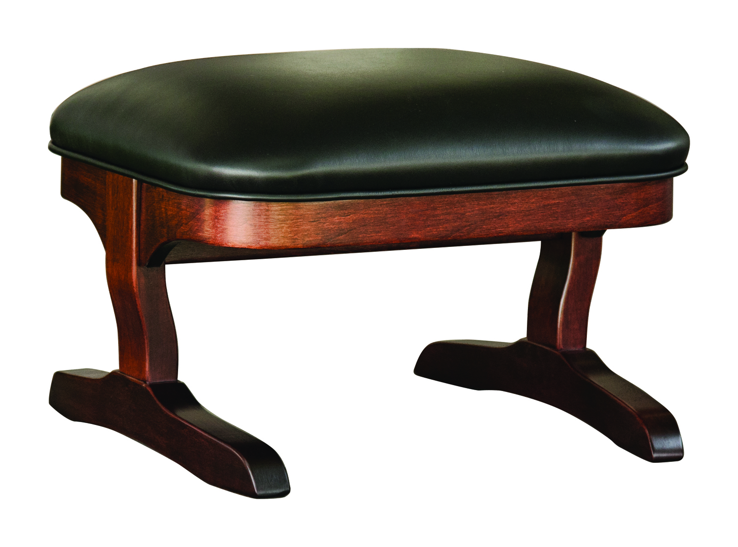 Footstools And Ottomans Amish Furniture By Brandenberry