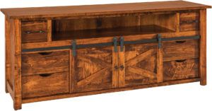 Teton TV Cabinet Collection