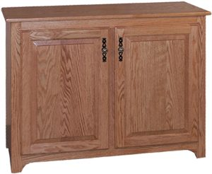 Traditional Two Door Small Pie Safe