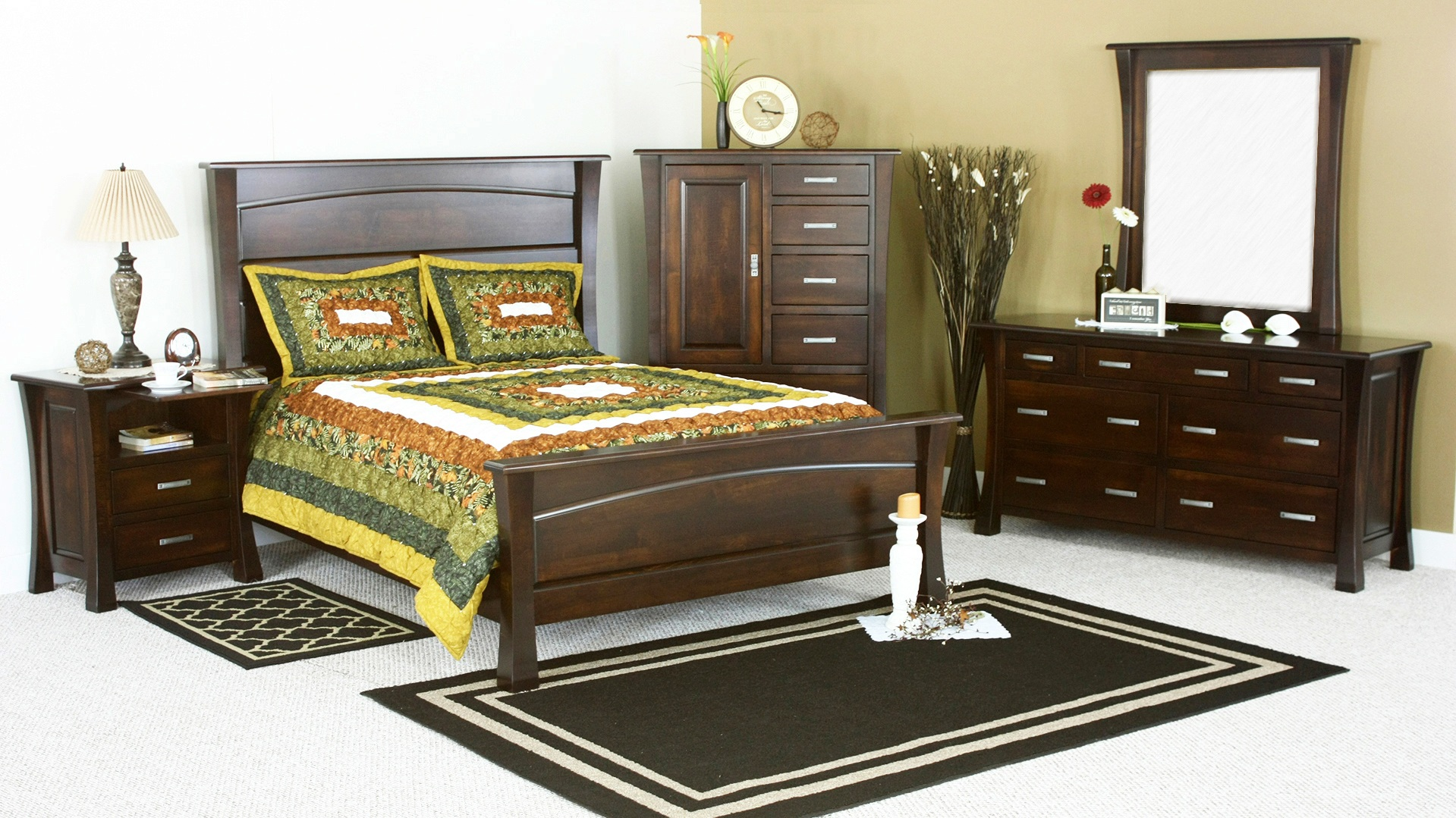 Vandalia Bedroom Set