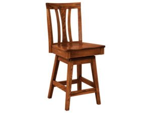 Waldron Swivel Bar Stool